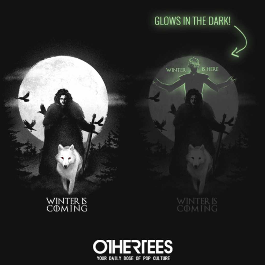 OtherTees: Winter is Here