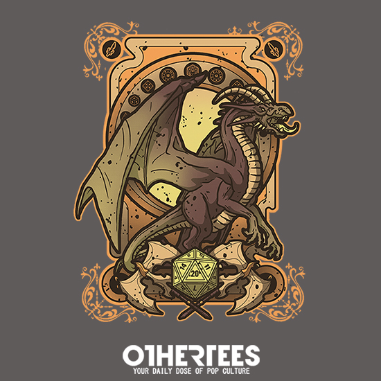 OtherTees: Dark Dragon