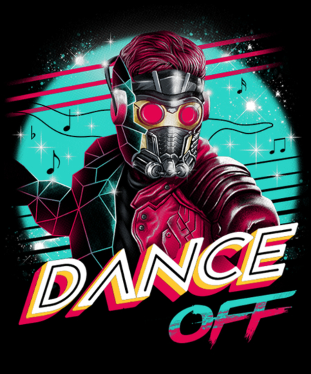 Qwertee: Dance Off