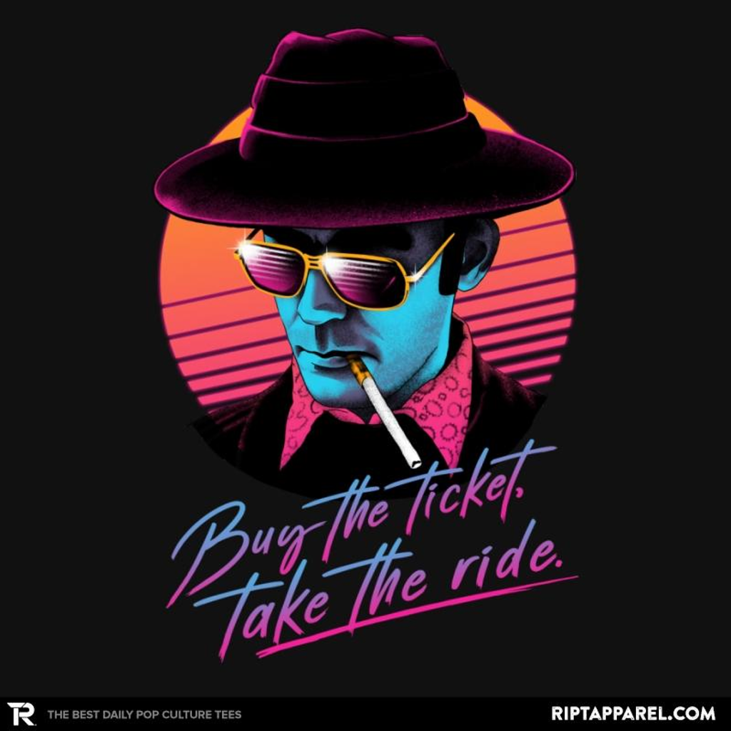 Ript: Buy the Ticket, Take the Ride!