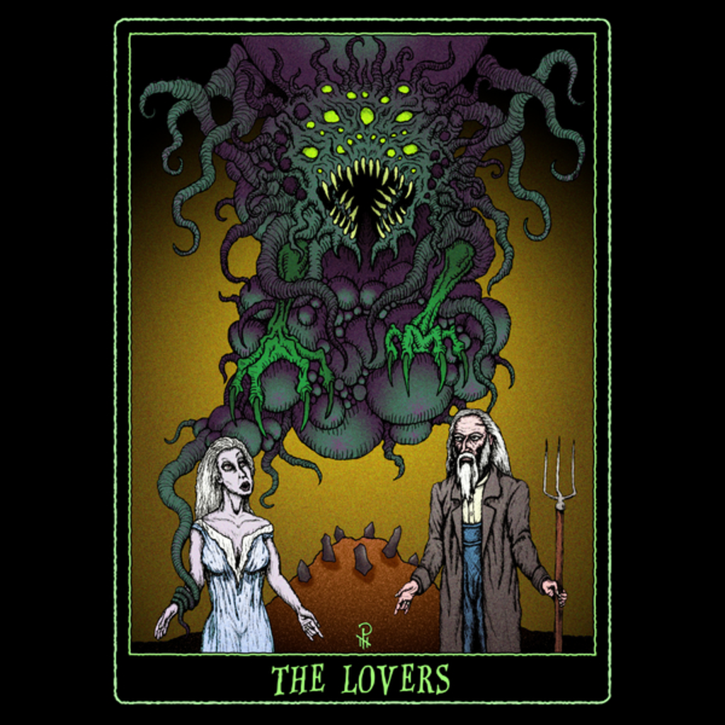 NeatoShop: The Lovers of Dunwich