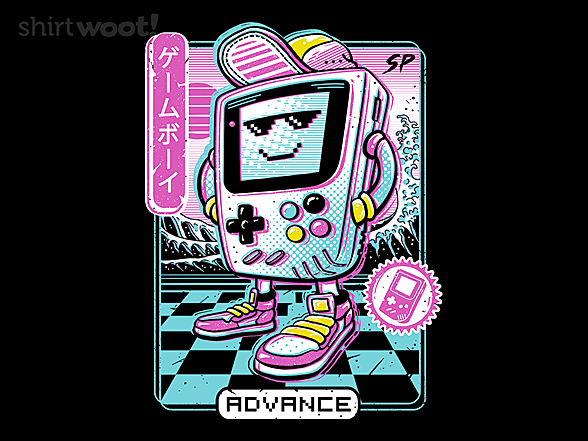Woot!: Gamer Boy