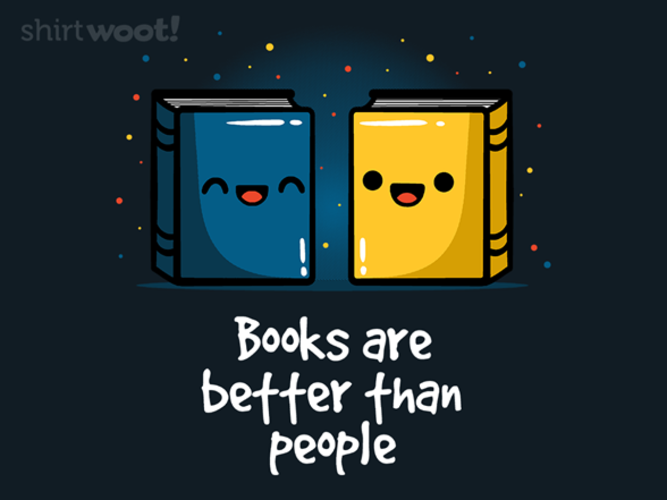 Woot!: The Book was Better