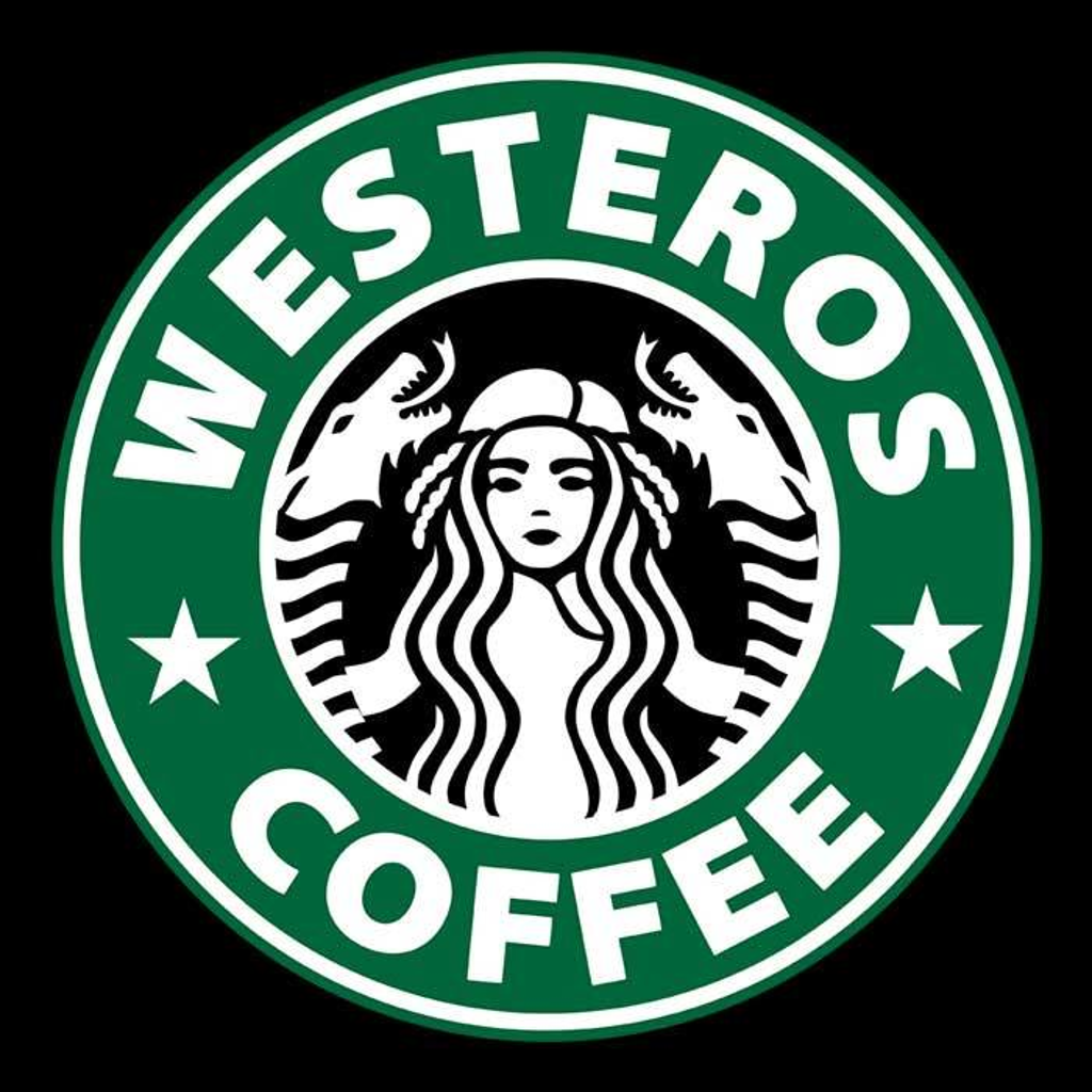 Once Upon a Tee: Westeros Coffee