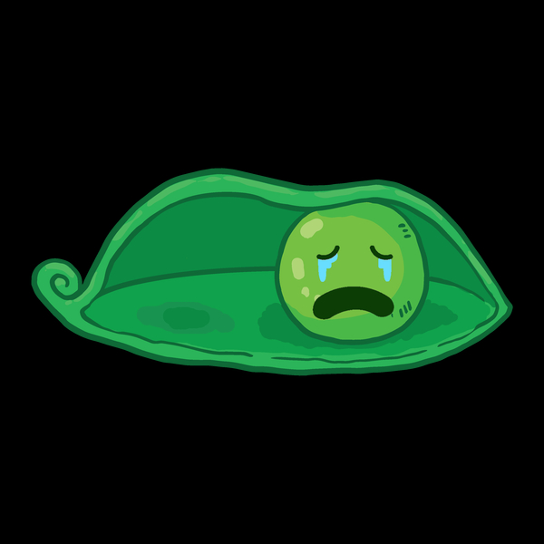 NeatoShop: Lonely Pea In a Pod