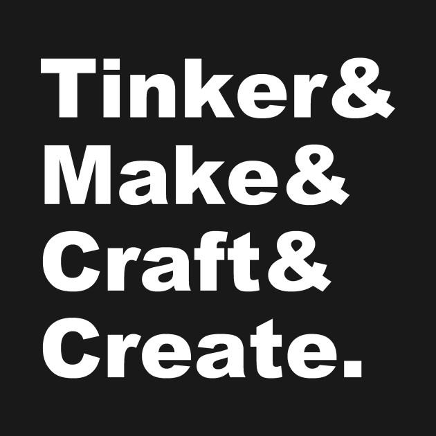 TeePublic: Maker List