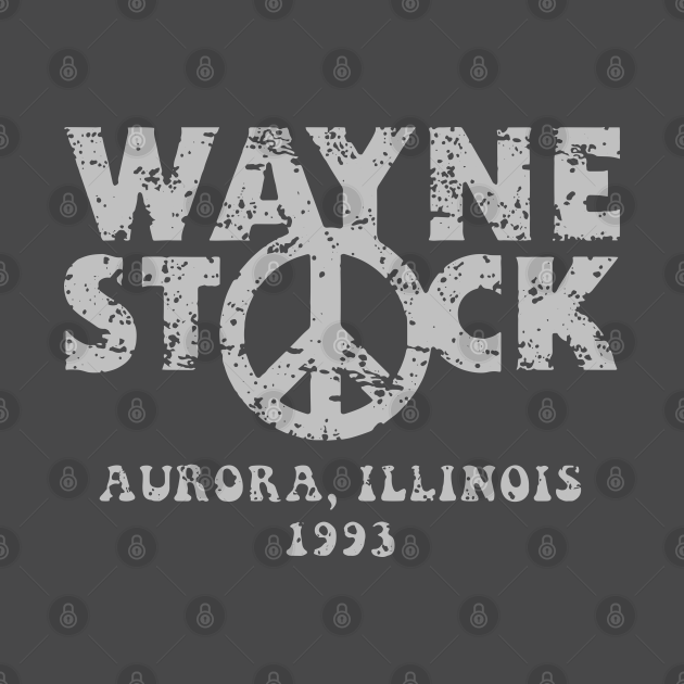 TeePublic: WAYNE STOCK
