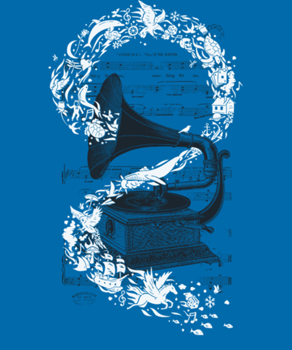 Qwertee: A Musical Journey