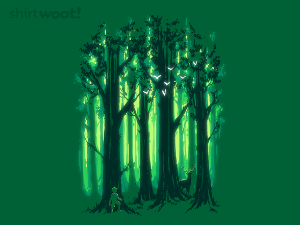 Woot!: Forests For The Trees