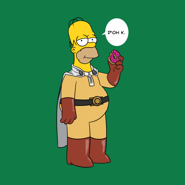 TeePublic: Saitomer Simpson