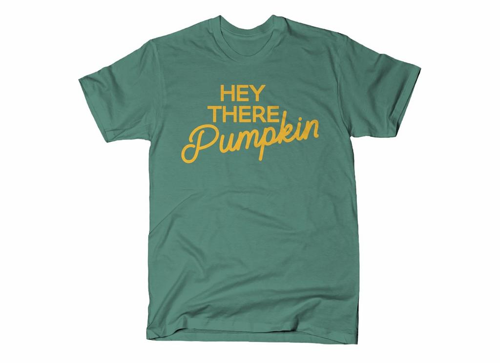 SnorgTees: Hey There Pumpkin