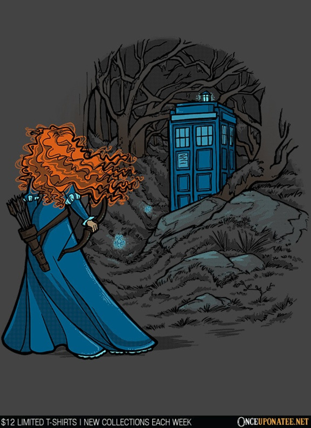 Once Upon a Tee: Follow Your Fate