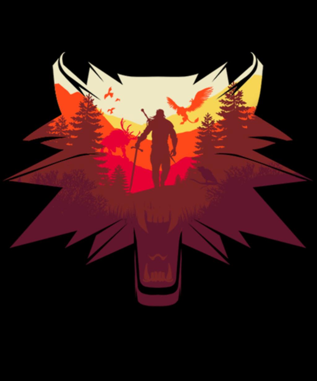 Qwertee: Let The Hunt Begin!