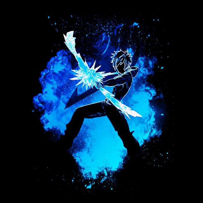 Once Upon a Tee: Soul of Ice