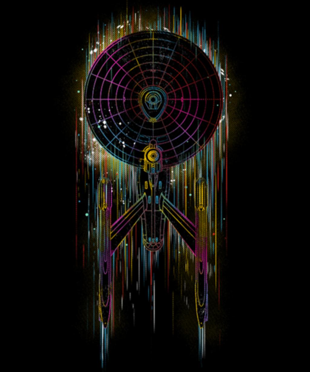 Qwertee: neon boldly