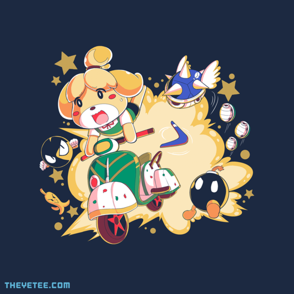 The Yetee: For the Mayor!