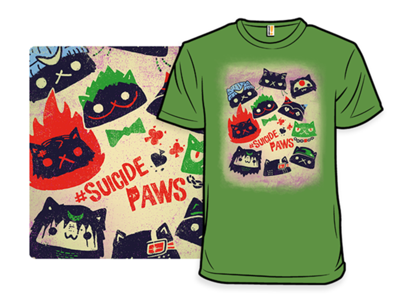 Woot!: Suicide Paws