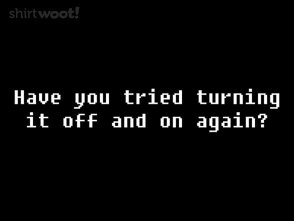 Woot!: Universal Advice