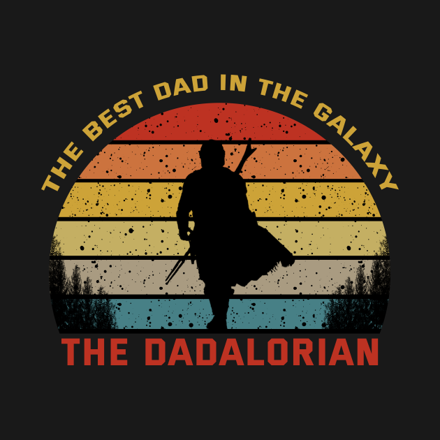 TeePublic: The Dadalorian