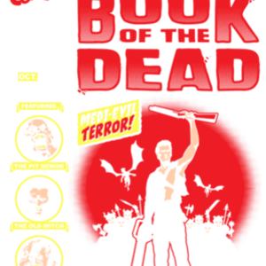 teeVillain: Book of the Dead