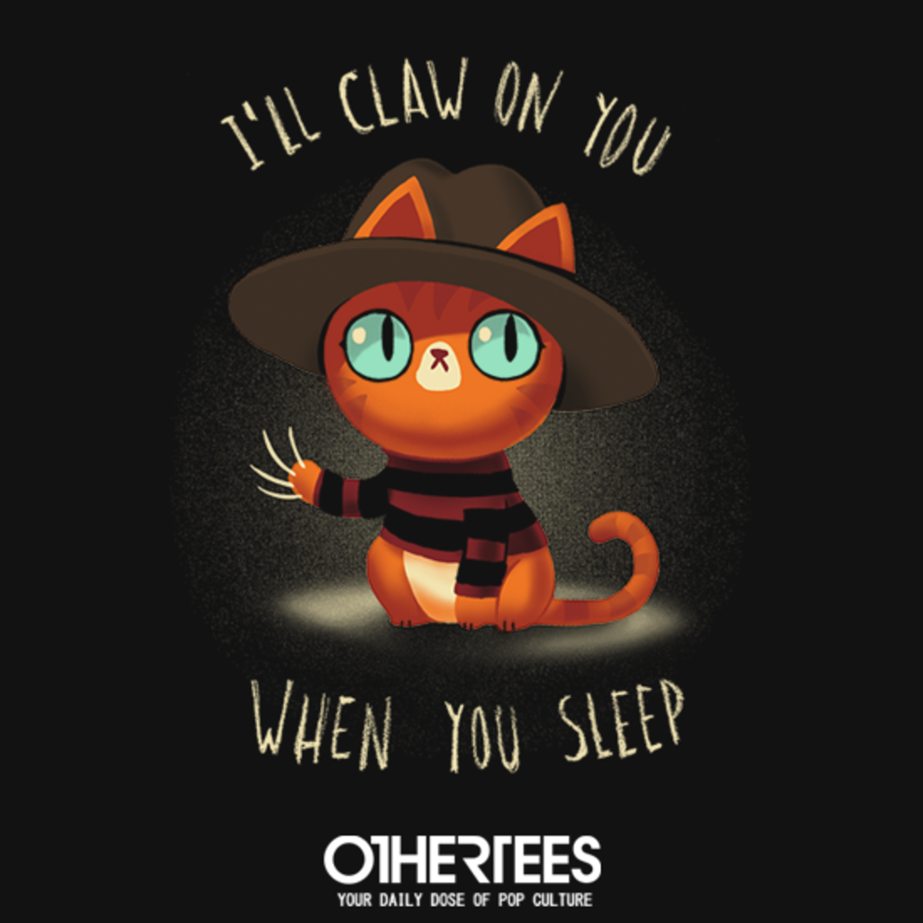 OtherTees: Nightmare on Kitty Street