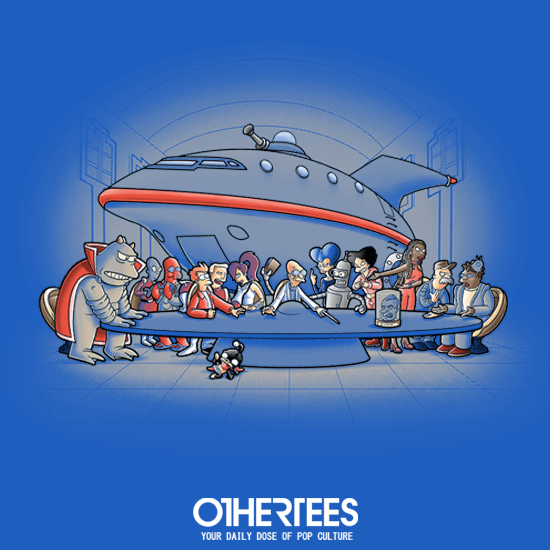 OtherTees: Future Dinner