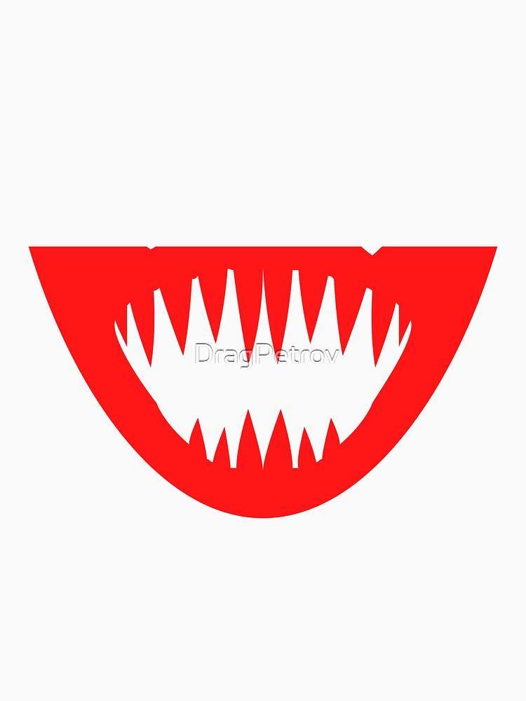 RedBubble: Venom Mask | Red |