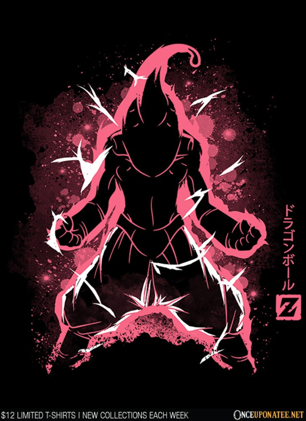 Once Upon a Tee: The Majin