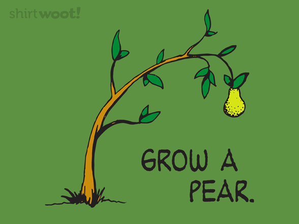 Woot!: Pear Propagation
