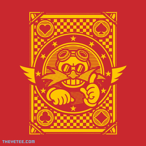 The Yetee: Robot Casino Night