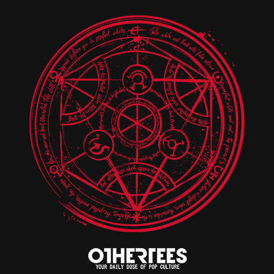 OtherTees: Transmutation Circle