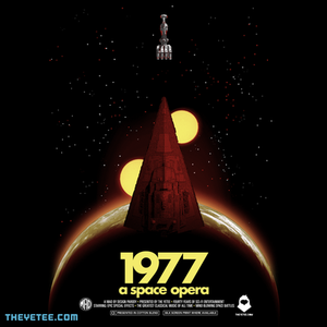The Yetee: 1977: A Space Opera