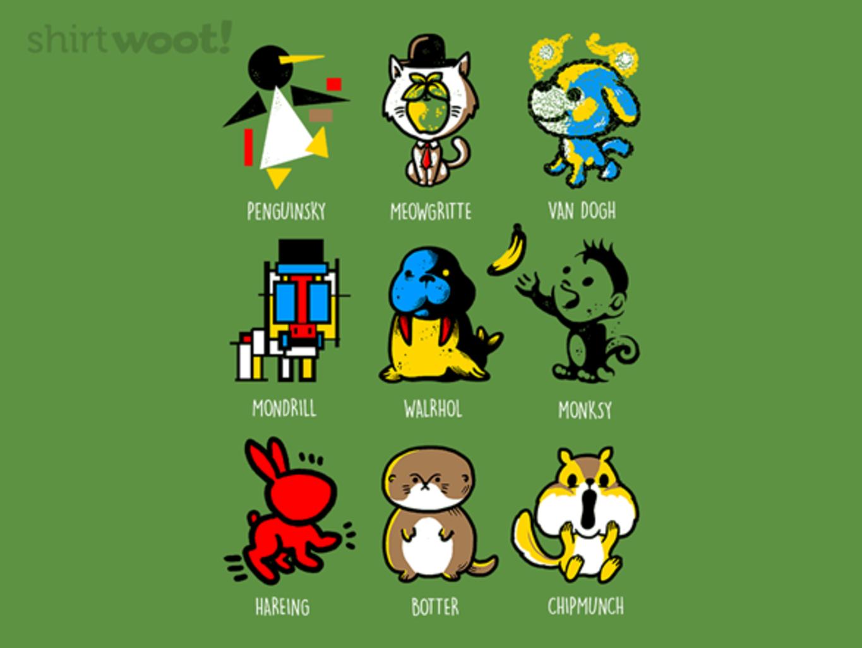 Woot!: AnimArt
