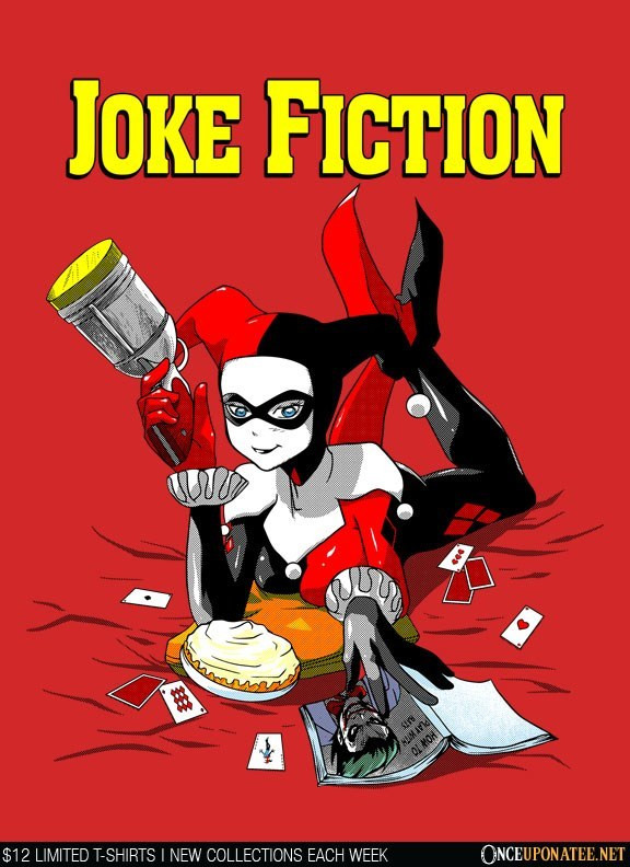 Once Upon a Tee: Joke Fiction