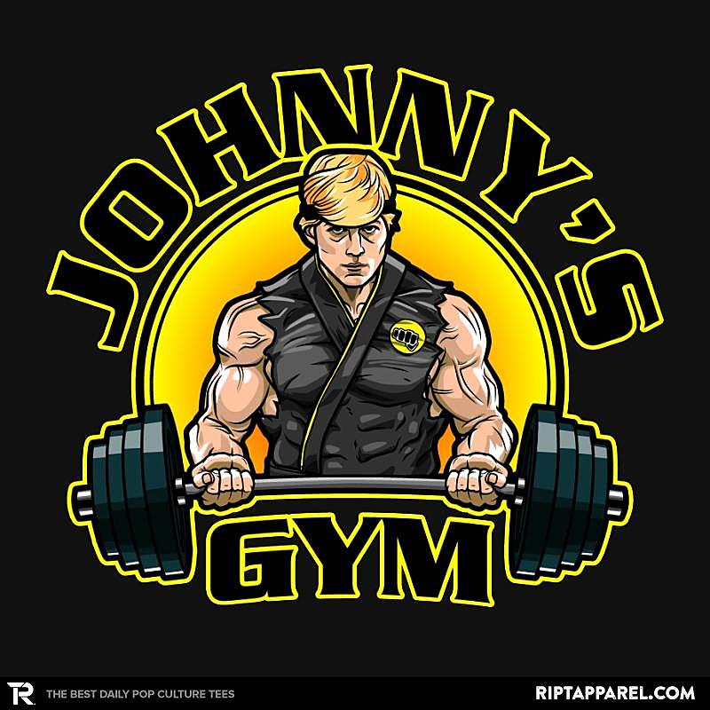 Ript: Johnny's Gym