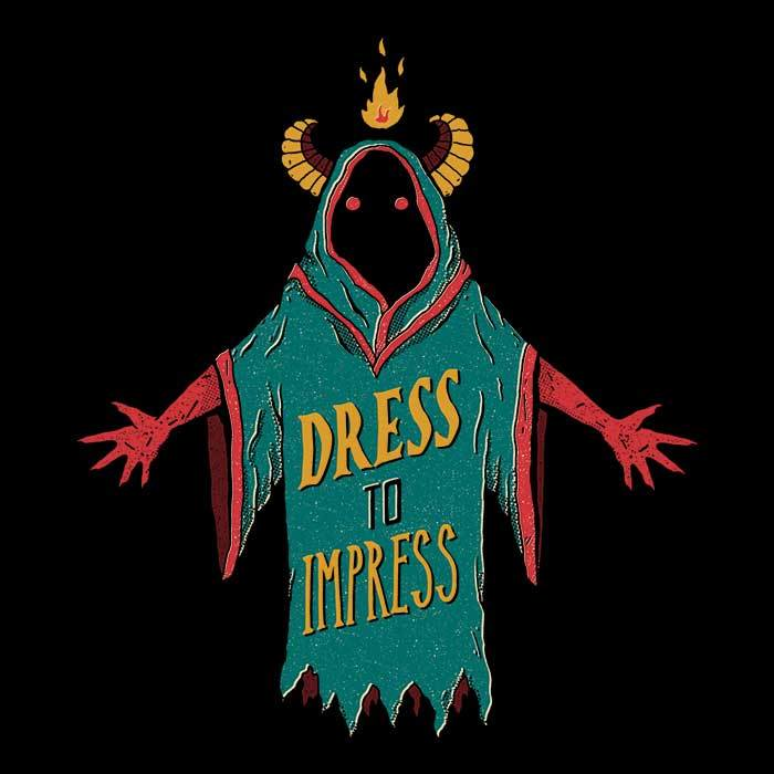 Once Upon a Tee: Dress to Impress