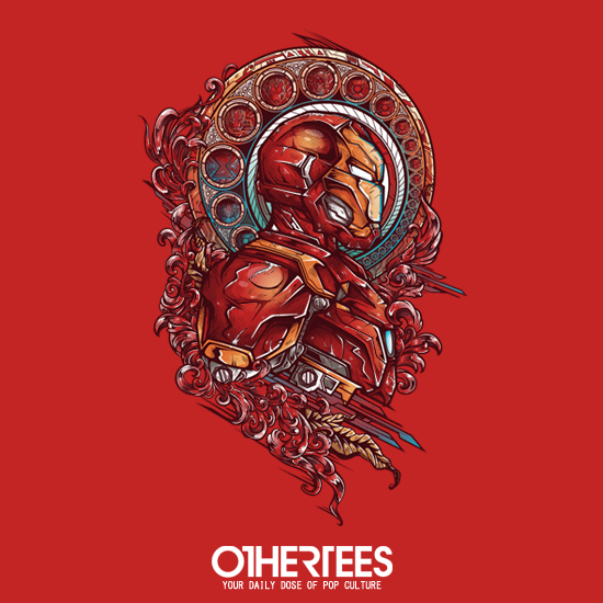OtherTees: Iron Side