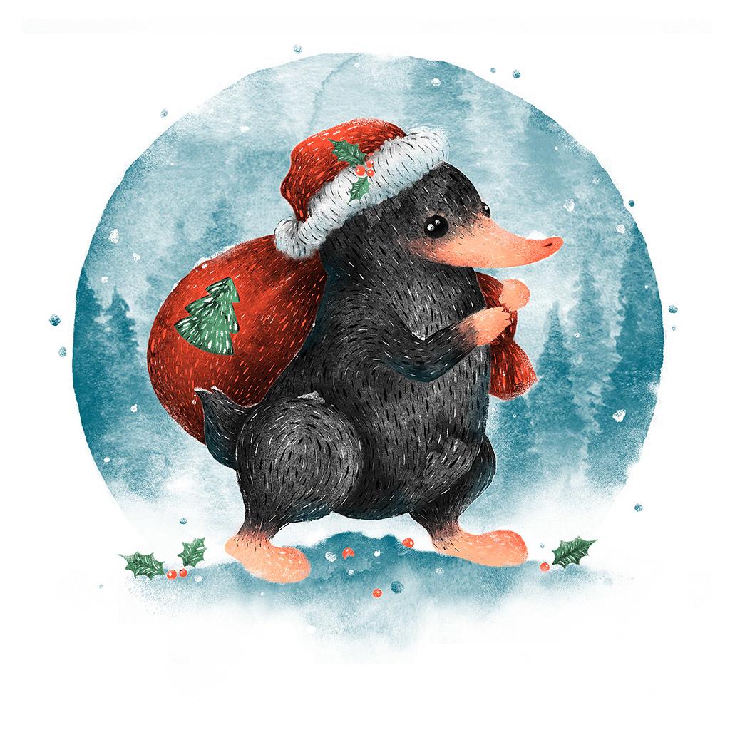 TeeTee: The Beast Who Stole Christmas