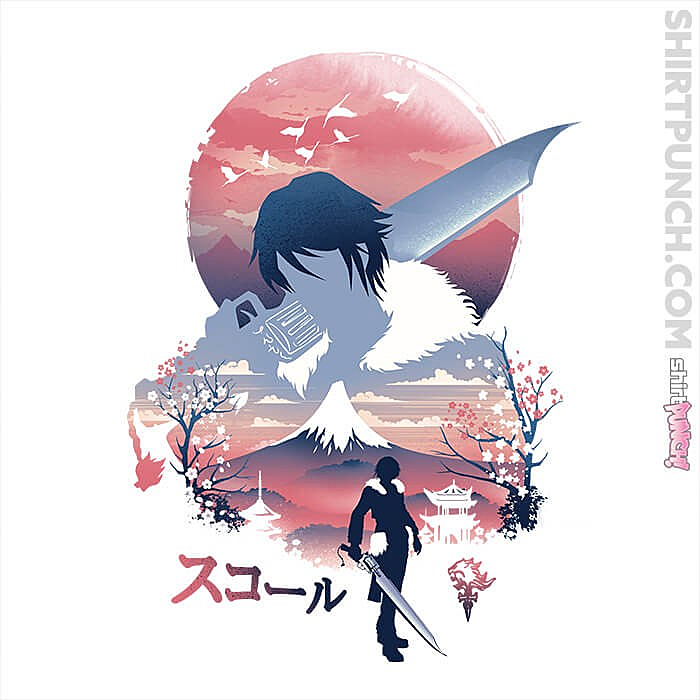 ShirtPunch: Ukiyo Squall