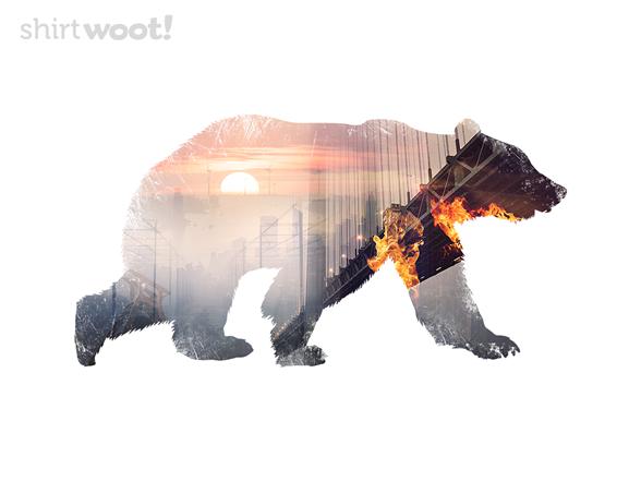 Woot!: Urban Bear