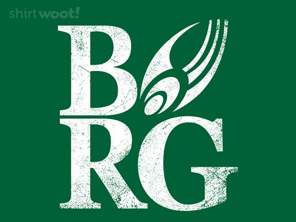 Woot!: Borg Love