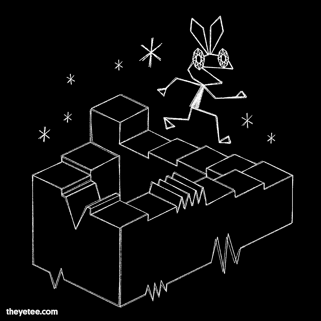 The Yetee: VIBRI STEPS