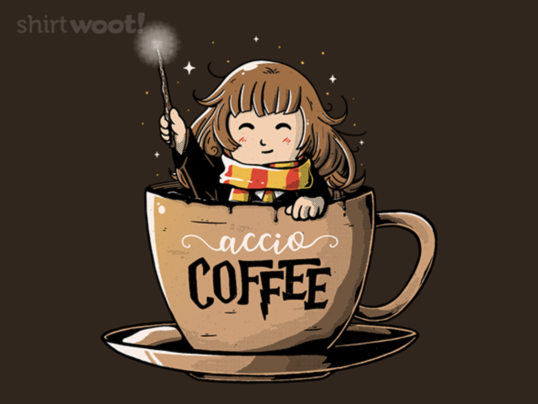 Woot!: Accio Coffee