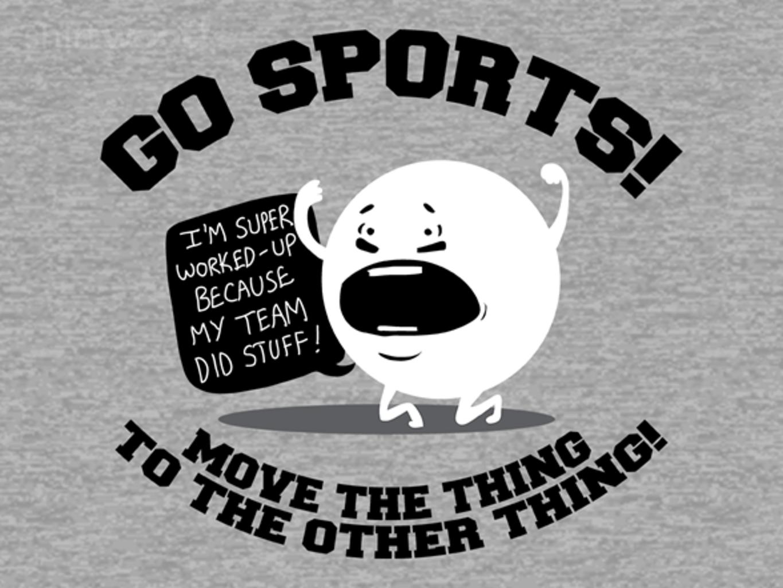 Woot!: Go Sports! - Heather Remix