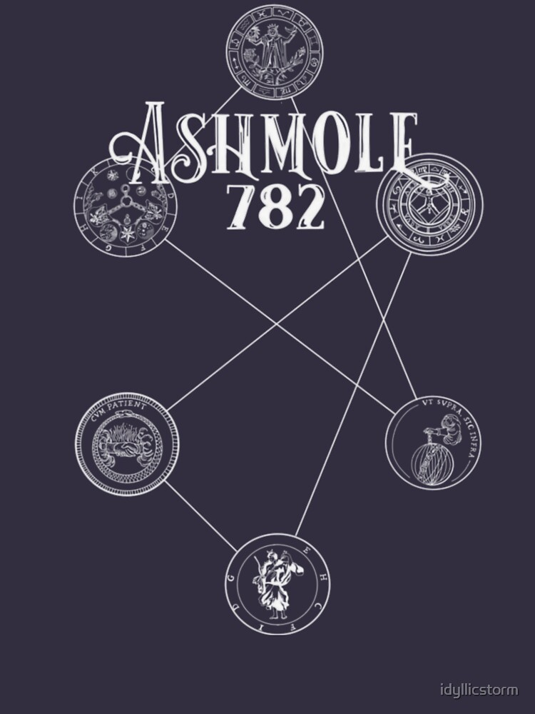 RedBubble: Ashmole 782 from A Discovery of Witches