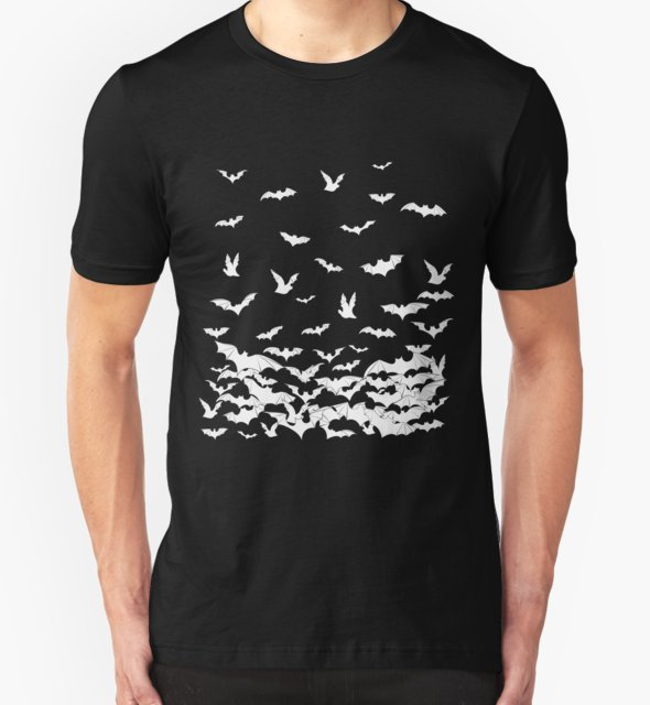 RedBubble: Going Batty