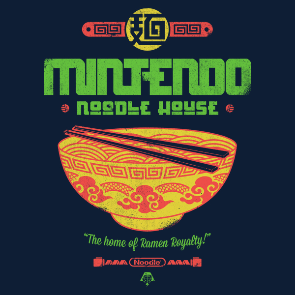 NeatoShop: Mintendo noodle house