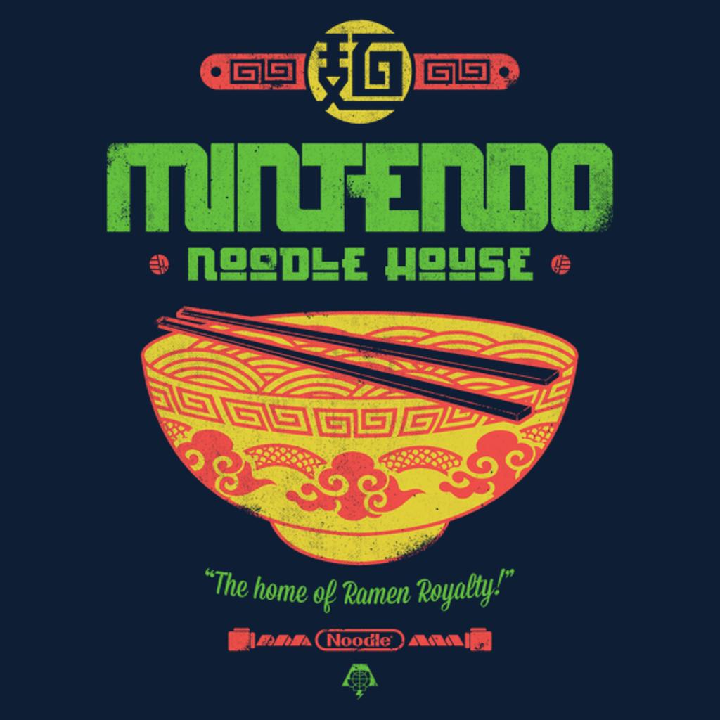 NeatoShop: Mintendo noodle house