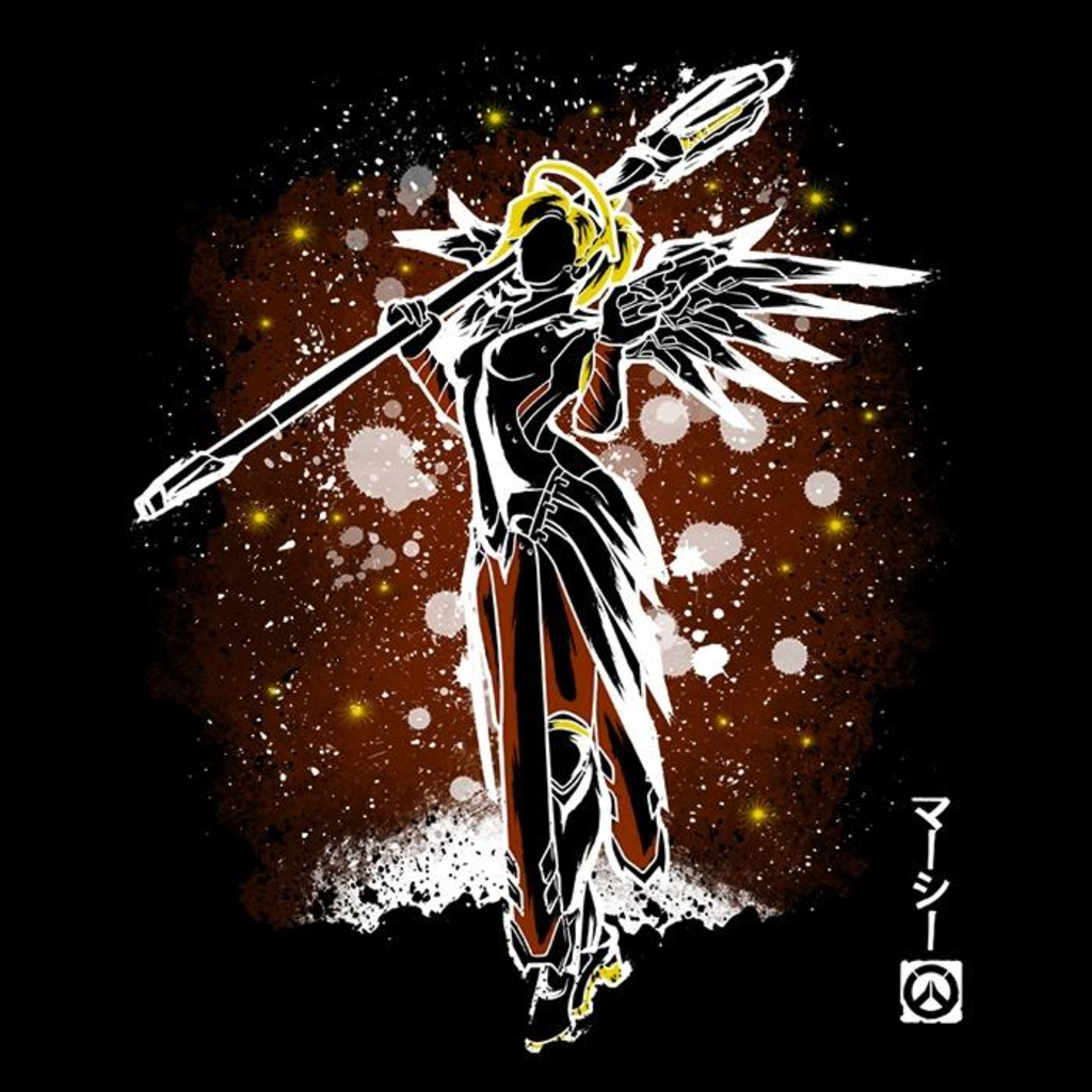 Once Upon a Tee: The Angel