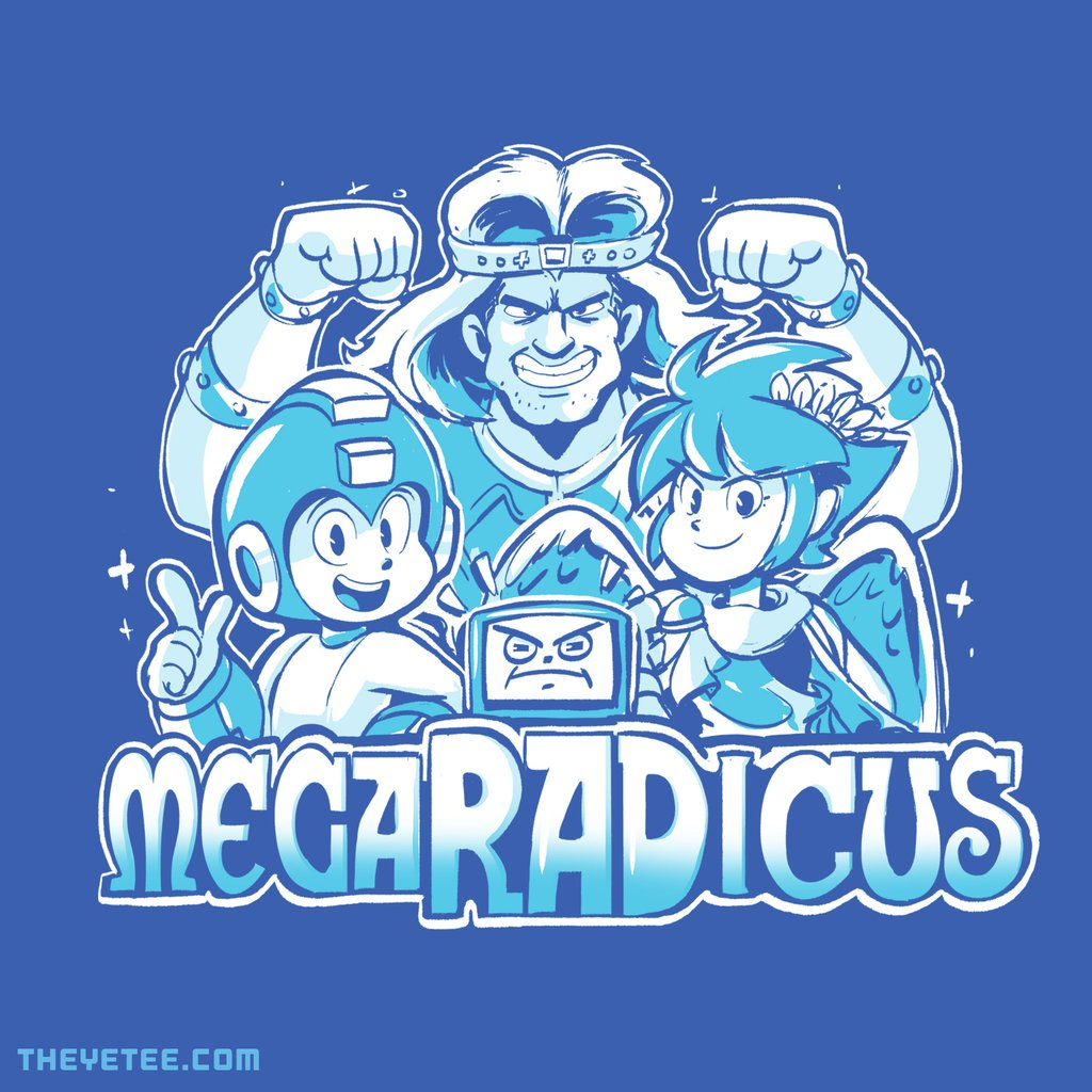The Yetee: GAME MASTERS